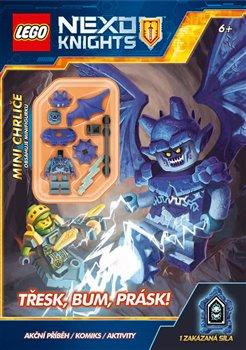 Obálka titulu Lego Nexo Knights - Třesk, bum, prásk!
