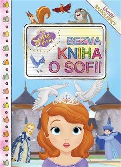 Obálka titulu Sofie První - Bezva kniha o Sofii