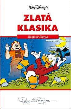 Obálka titulu Disney Zlatá klasika Romano Scarpa