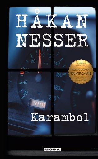 Karambol - Hakan Nesser | Replicamaglie.com