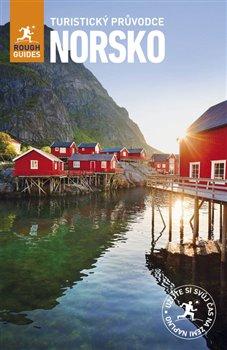 Obálka titulu Norsko - turistický průvodce