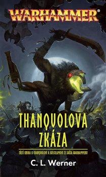Obálka titulu Thanquolova zkáza