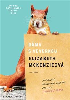 Obálka titulu Dáma s veverkou