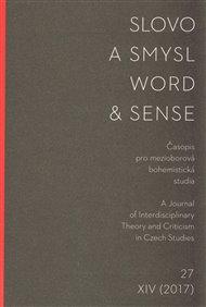 Slovo a smysl 27/Word & Sense 27