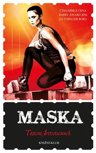 Maska - Taylor Stevensová | Booksquad.ink