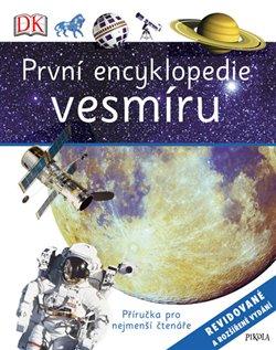Obálka titulu První encyklopedie vesmíru