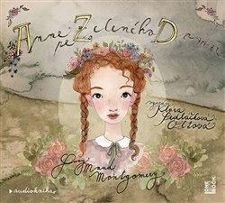 Obálka titulu Anne ze Zeleného domu