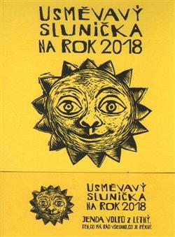 Obálka titulu Usměvavý sluníčka na rok 2018