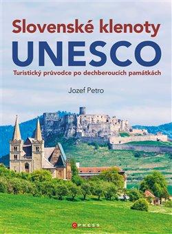 Obálka titulu Slovenské klenoty UNESCO