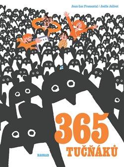 Obálka titulu 365 tučňáků