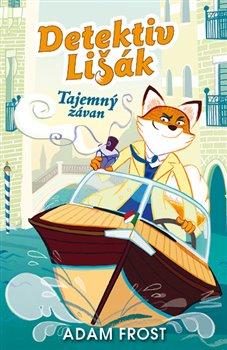 Obálka titulu Detektiv Lišák - Tajemný závan