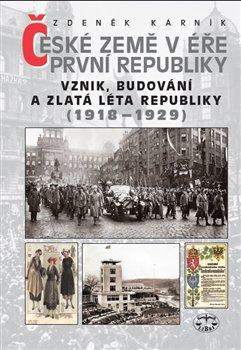 Obálka titulu České země v éře první republiky (1918-1929)