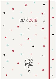 A Cup of Style 2018- Diář