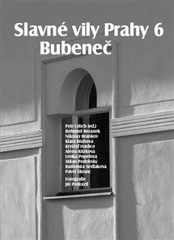 Obálka titulu Slavné vily Prahy 6 – Bubeneč