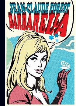 Obálka titulu Barbarella