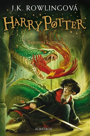 Harry Potter a Tajemná komnata - Joanne K. Rowlingová | Booksquad.ink
