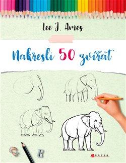 Obálka titulu Nakresli 50 zvířat