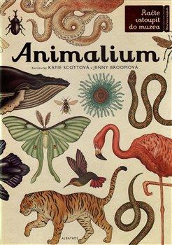 Obálka titulu Animalium