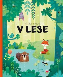 Obálka titulu Kde bydlí zvířátka v lese
