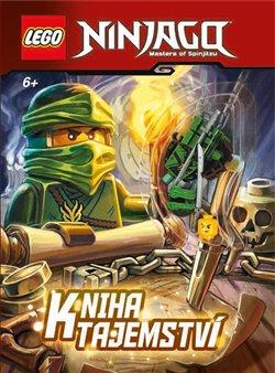 Obálka titulu Lego Ninjago: Kniha tajemství