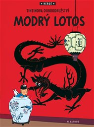 Tintin 5 - Modrý lotos