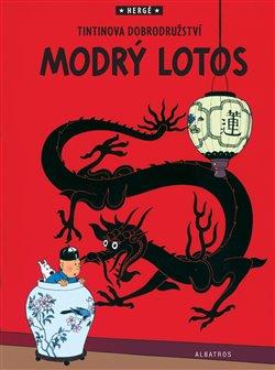 Obálka titulu Tintin 5 - Modrý lotos