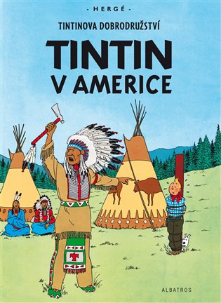 Tintin 3 - Tintin v Americe