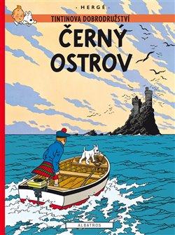 Obálka titulu Tintin 7 - Černý ostrov