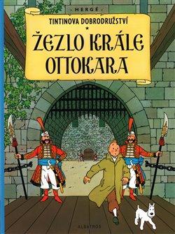 Obálka titulu Tintin 8 - Žezlo krále Ottokara