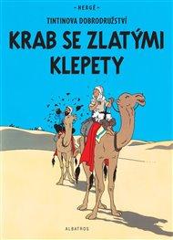 Tintin 9 - Krab se zlatými klepety