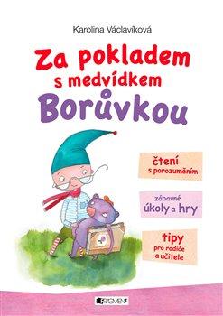 Obálka titulu Za pokladem s medvídkem Borůvkou