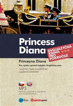 Obálka titulu Princezna Diana