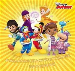 Obálka titulu Disney Junior - Pokladnice filmových pohádek pro nejmenší