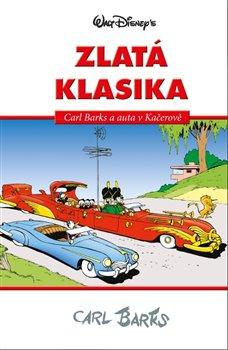 Obálka titulu Disney Zlatá klasika Carl Barks