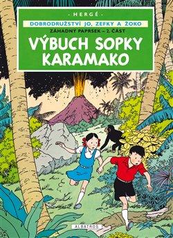 Obálka titulu Výbuch sopky Karamako