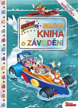 Obálka titulu Mickey a závodníci - Bezva kniha o závodění