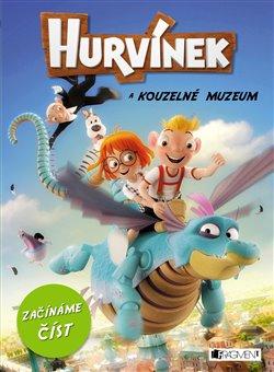Obálka titulu Začínáme číst - Hurvínek a kouzelné muzeum