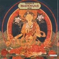 Nástěnný kalendář - Female Buddhas 2018