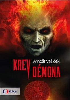 Obálka titulu Krev démona