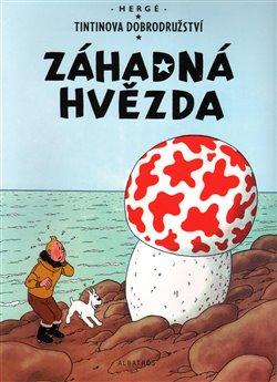 Obálka titulu Tintin 10 - Záhadná hvězda