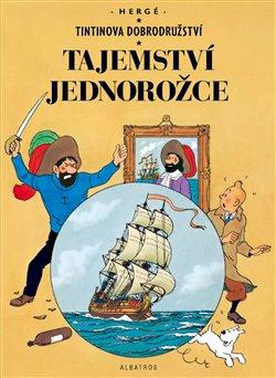 Obálka titulu Tintin 11 - Tajemství Jednorožce