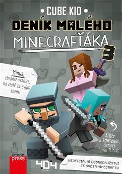 Obálka titulu Deník malého Minecrafťáka 3