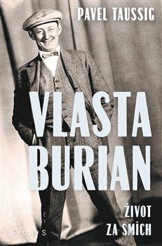 Obálka titulu Vlasta Burian