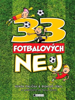 Obálka titulu 33 fotbalových nej