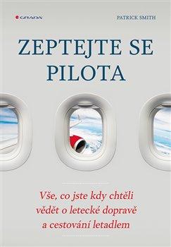 Obálka titulu Zeptejte se pilota