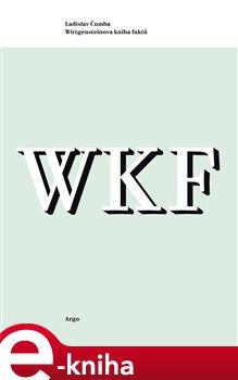 Obálka titulu Wittgensteinova kniha faktů