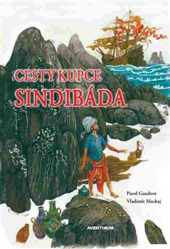 Obálka titulu Cesty kupce Sindibáda