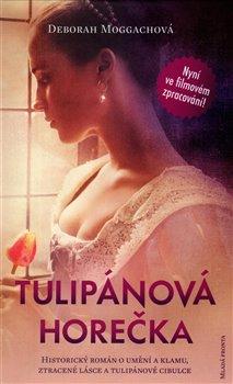 Obálka titulu Tulipánová horečka
