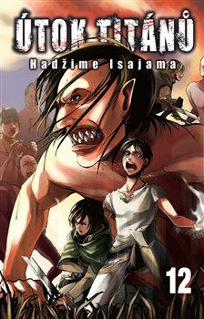 Obálka titulu Útok titánů 12