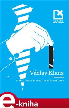 Obálka titulu Václav Klaus
